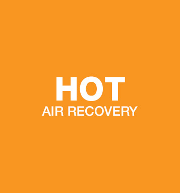 HOT AIR RECOVERY